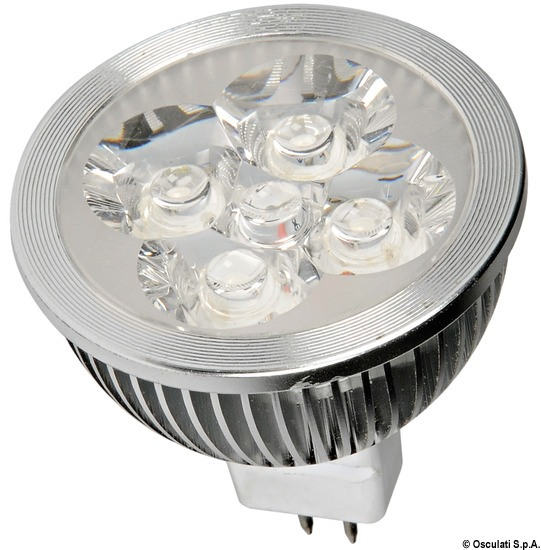 Bulbo ricambio LED HD 4 W