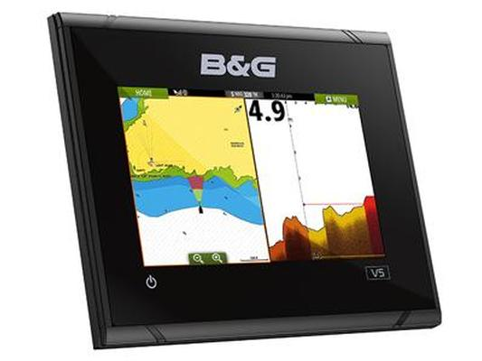 B & G Vulcan 5 Touch Display Multifunzione Gps  Touch  2016