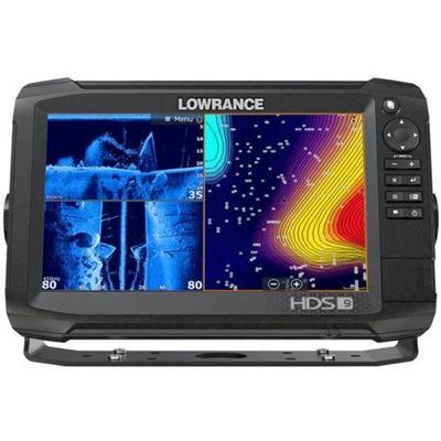 Lowrance Hds 9 Carbon Combo Gps Ecoscandaglio 2017 Row 000-13684-001 #62120193