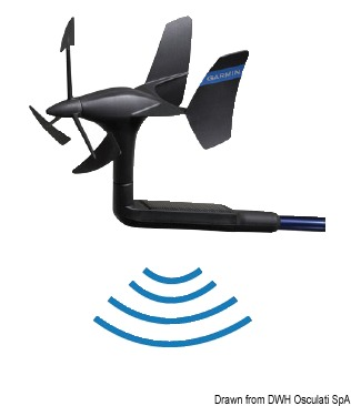 Trasduttore gWind Wireless 2 Garmin