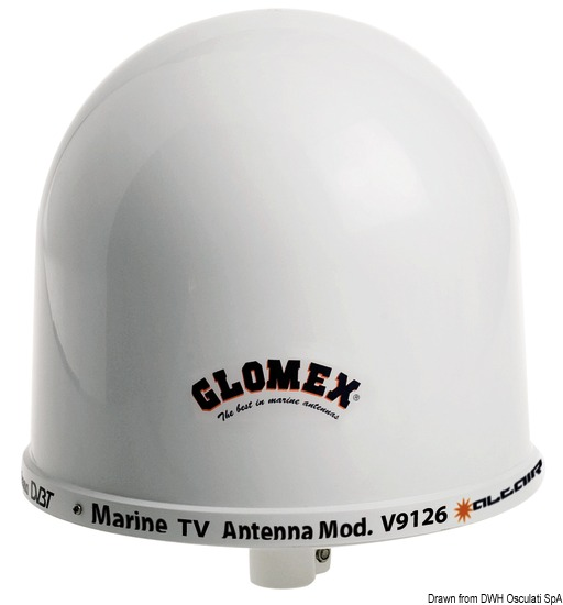 Antenna TV Glomex Altair