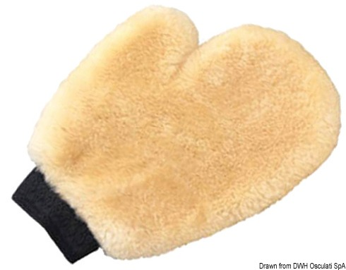Mano in lana Shurhold Wash Mitts