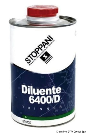 Diluente 6400/D per antivegetative