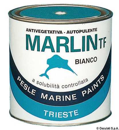Antivegetativa Marlin TF bianca 2,5 l