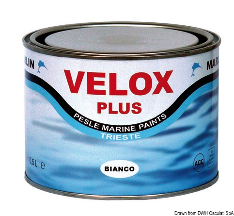 Antivegetativa Velox Plus nera 500 ml