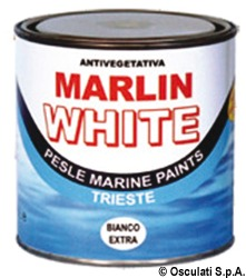 Antivegetativa Marlin bianca 0,75 l