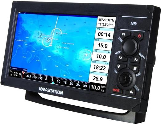 Nav-Station N9 Package con 4D D076