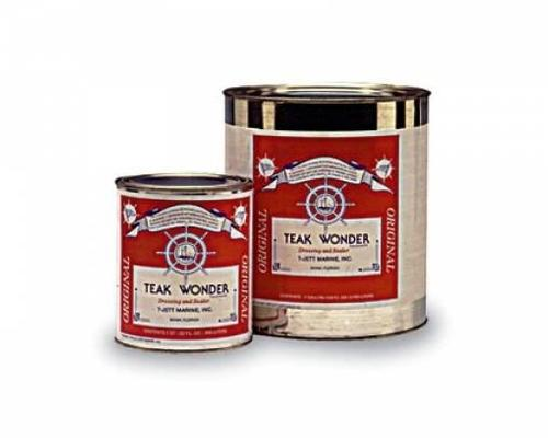 Teak Wonder Dressing And Sealer Confezione 4 Lt