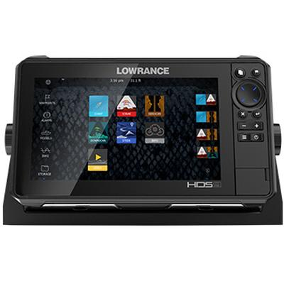 LOWRANCE HDS LIVE 9 ROW Active Imaging 3-IN-1