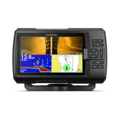 GARMIN STRIKER PLUS 7SV ECO/GPS COMBINATO CLEAR-VU SIDE-VU TRASDUTTORE GT52HW-TM