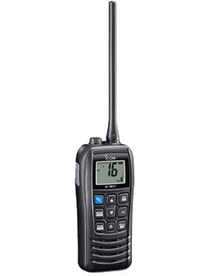 "Icom IC-M37E – Ricetrasmettitore portatile marino in banda VHF ""Float'n Flash"""